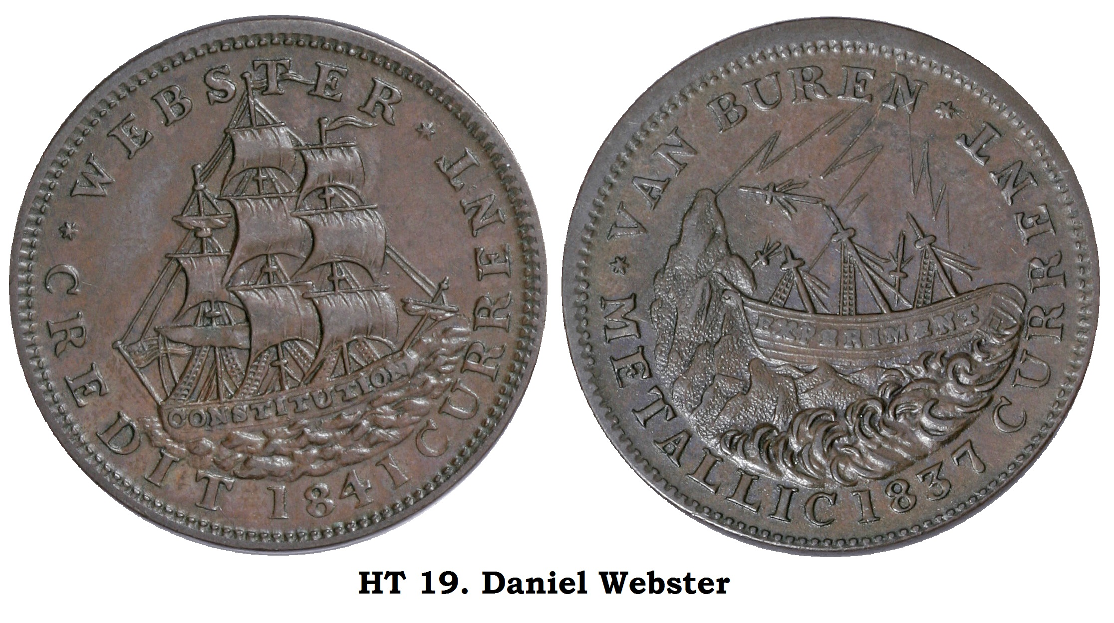 HT-19. Daniel Webster